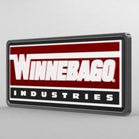 winnebago logo 3 3D Model