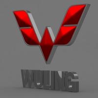 wuling_logo 3D Model