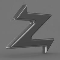 Zagato_logo 3D Model