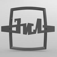 zil_logo 3D Model