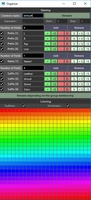 Rename, Colorize  - Organize 0.0.1 for Maya (maya script)