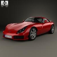 TVR Sagaris 2004 3D Model