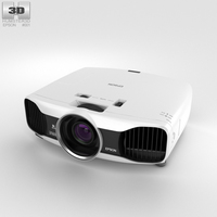 Projector Epson EH-TW9000W 3D Model