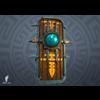 06 23 42 694 3d mayan shield 3d environment artist boney toes 4