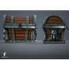 07 08 45 99 treasure chest skull joel cuellar 3d game artist 4