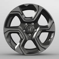 rim Honda CR-V 2017 3D Model