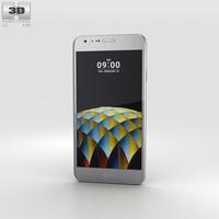 LG X Cam Titan Silver 3D Model