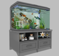 Aquarium 1 3D Model
