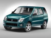 Subaru G3X Justy (2004 - 2007) 3D Model