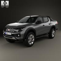 Fiat Fullback Concept 2016 3D Model