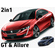 Peugeot 508 GT and Allure 3D Model