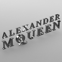 alexander mcqueen 3D Model
