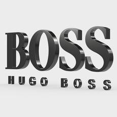 boss logo 3D Model