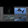 09 03 47 172 shark nonecg viewports 3dsmax 4