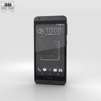 HTC Desire 530 Gray Splash 3D Model