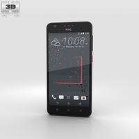 HTC Desire 825 Gray 3D Model
