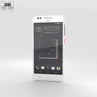 HTC Desire 825 White 3D Model