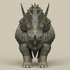 18 57 19 650 game ready dinosaur triceratops 02 4