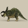 19 02 30 852 game ready triceratops dinosaur 03 4