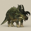 19 02 32 5 game ready triceratops dinosaur 06 4