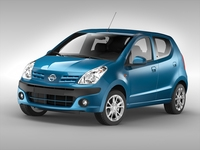 Nissan Pixo (2009) 3D Model