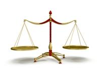 Balance Scale 3D Model