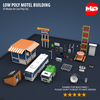 17 23 11 517 low poly motel building 05 4