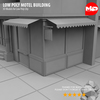 17 23 12 287 low poly motel building 09 4