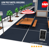 17 23 12 708 low poly motel building 13 4