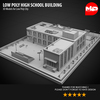17 26 50 138 low poly high school building04 4