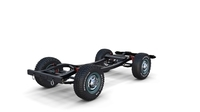 Offroad Vehicle Chassis 3D Model