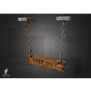 21 57 14 806 hanging wooden sign 3d game ready prop 4