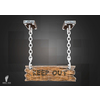 21 57 23 716 hanging wooden sign boney toes wireframe 4