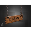 21 57 27 189 hanging wooden sign boney toes unity 3d asset 4
