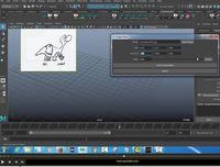 imageplane 1.0.0 for Maya (maya script)