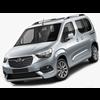 Opel Combo Life 3D Model