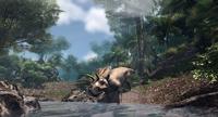 Pentaceratops Jurassic Dinosaur 3D Model