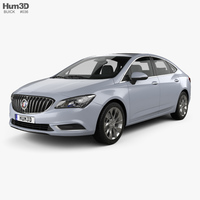 Buick Verano (CN) 2015 3D Model