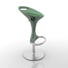 bontempi casa discovery barstool 3D Model