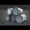19 14 50 629 3d steel drums boney toes 2 4