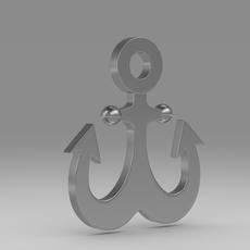 Anchor 3D mode 3D Model