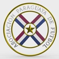 paraguaya logo 3D Model