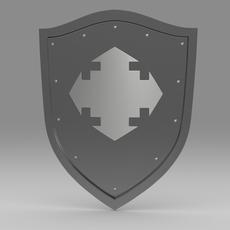 Shield 4.1 3D Model