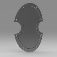 Shield 4.2 3D Model