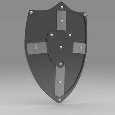 Shield 5.10 3D Model