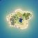 Island Scene 06 3D Model