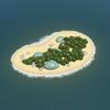 05 32 07 756 island scene 07 5 4