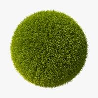 Green Planet Easy 01 3D Model