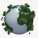 Green Planet Earth 03 3D Model