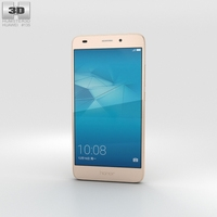 Huawei Honor 5c Gold 3D Model